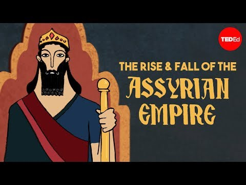 Video image: The rise and fall of the Assyrian Empire - Marian H. Feldman