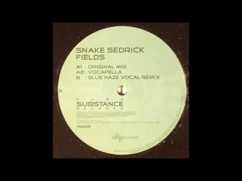 Snake Sedrick – Fields (Blue Haze Vocal Mix)