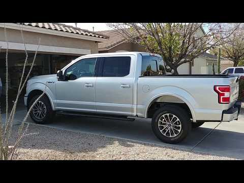 Our New 2018 F150 XLT 3.5tt EcoBoost Truck! First Impressions...