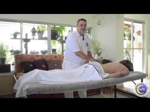 Vídeo Curso de massoterapia senac
