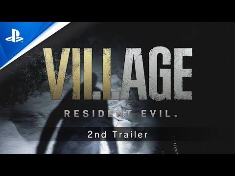 Resident Evil Village - 2nd Trailer   PS5