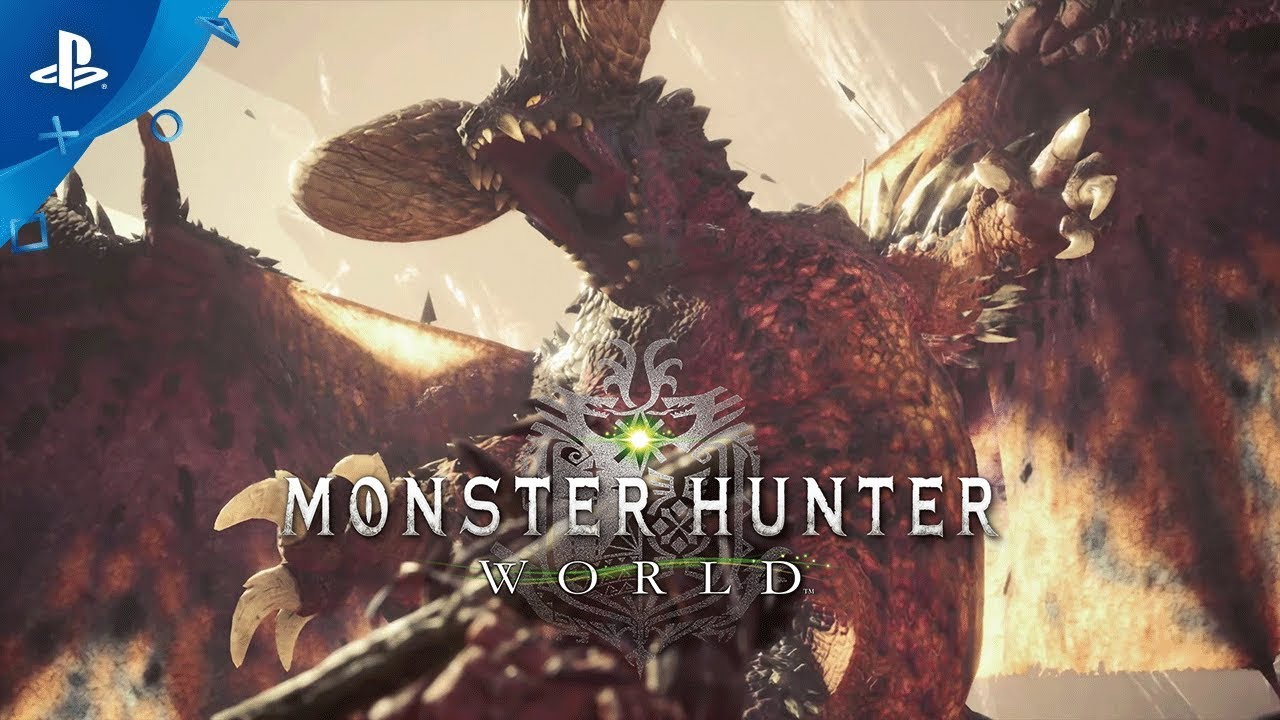Monster Hunter: World - Launch Trailer | PS4