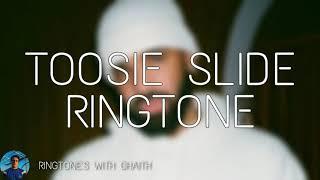 Toosie Slide Ringtone Free MP3 Song Download 320 Kbps