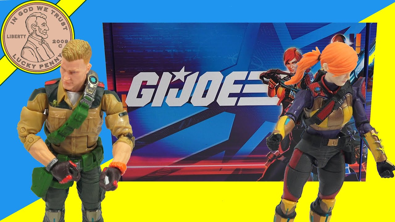 Hasbro's GI Joe Classified Series Action Figure Toy Review