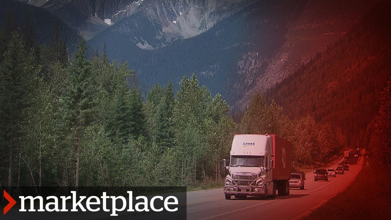 Testing truck safety: Are you safe on the road? (Marketplace
