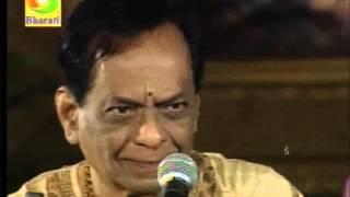 Dr.M.Balamuralikrishna - Pandit Ajoy Chakraborty - Jugalbandhi - Hamsadhwani - Shadjam.com