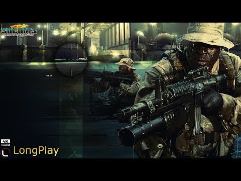 SOCOM 3 U.S. Navy SEALs - LongPlay [4K:60fps]