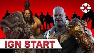 Balhé a Blizzardnál, balhé a Marvel körül - IGN Start (2019/43. hét)