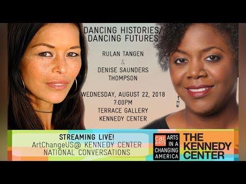 """Dancing Histories/Dancing Futures"" - Rulan Tangen & Denise Saunders Thompson"