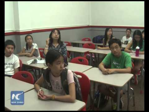 American-born Chinese Kids Reconnect With Their Roots