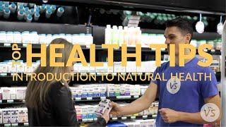 Introduction to Natural Health with Fiohann!