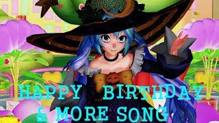 Happy Birthday & More Song