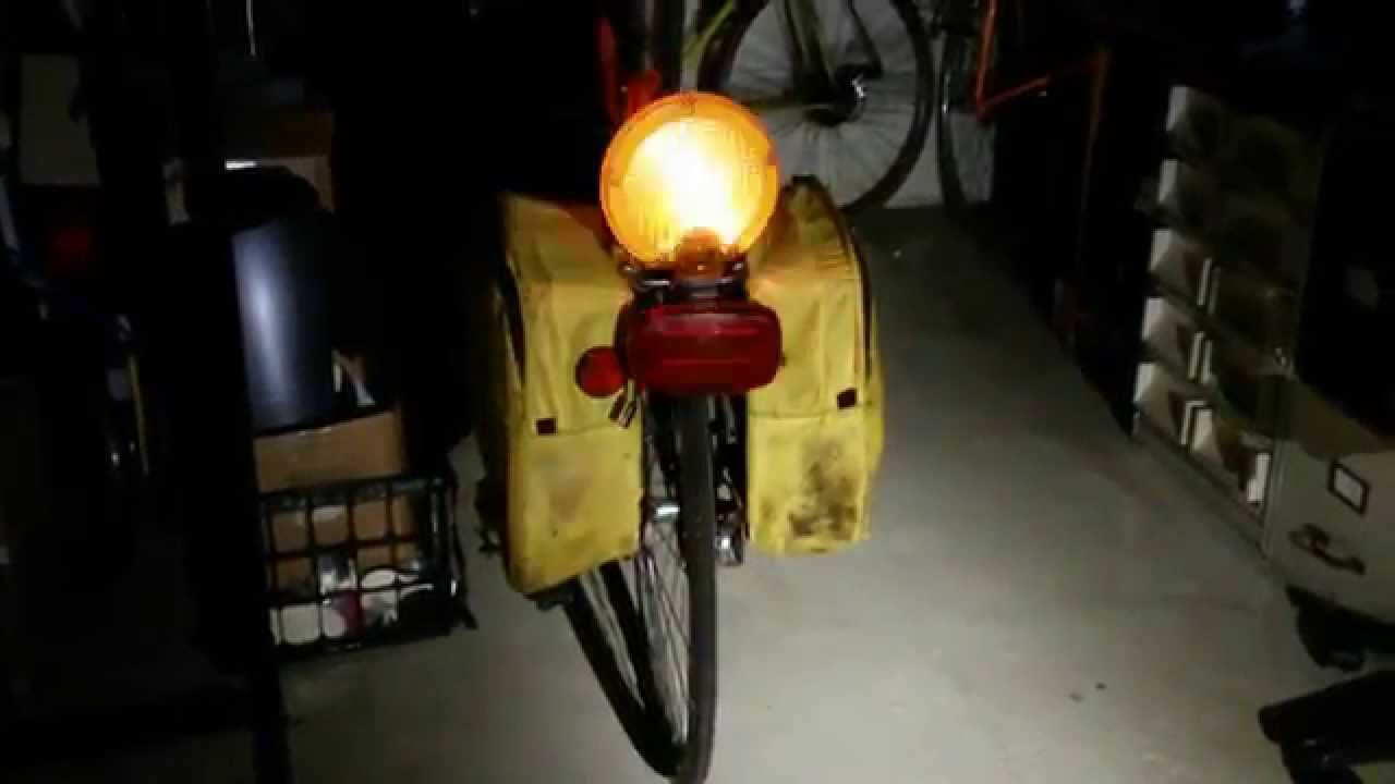 History of Bicycle Lighting Technology