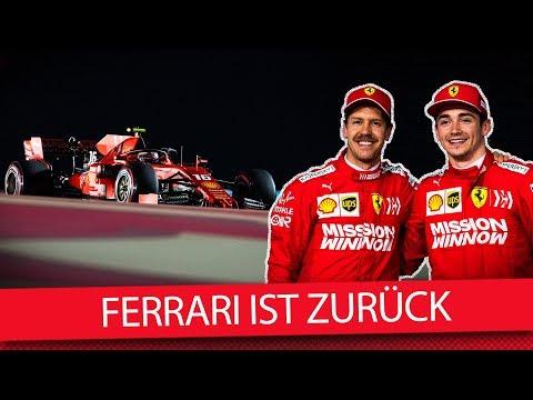 Wie konnte Leclerc Vettel schlagen? - Formel 1 2019 (VLOG)