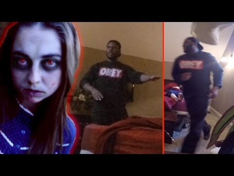 Thumbnail: HIRED FOR AN EXORCISM PRANK!