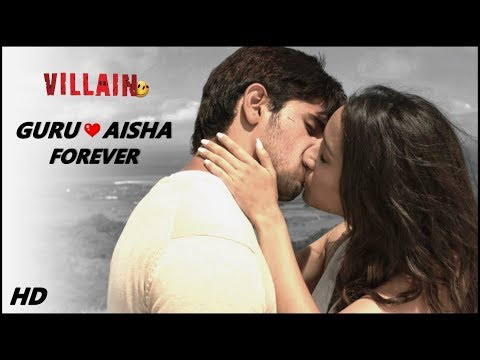 Ek Villain Tribute - Sidharth Malhotra, Shraddha Kapoor | Aashiqui 2 Theme | Guru & Aisha SidShra VM