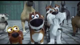 Большой собачий побег (2016) трейлер