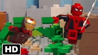 Человек Паук  Возвращение домой – Тизер Трейлер(LEGO ремейк))
