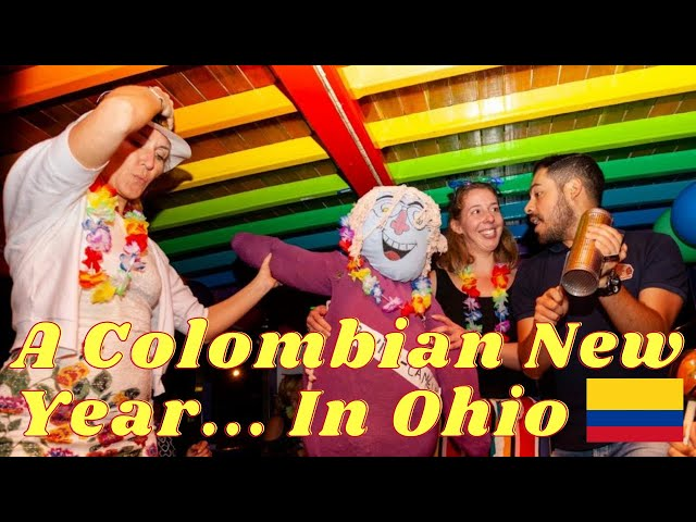A Colombian New Year In Ohio