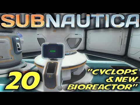 Subnautica Reactor Room New