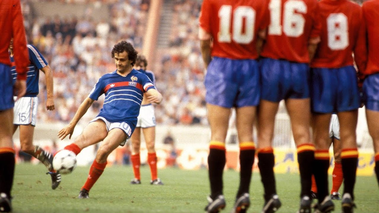 Image result for platini 1984