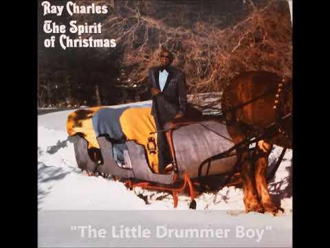 Ray Charles - The Spirit of Christmas - Full Vinyl LP