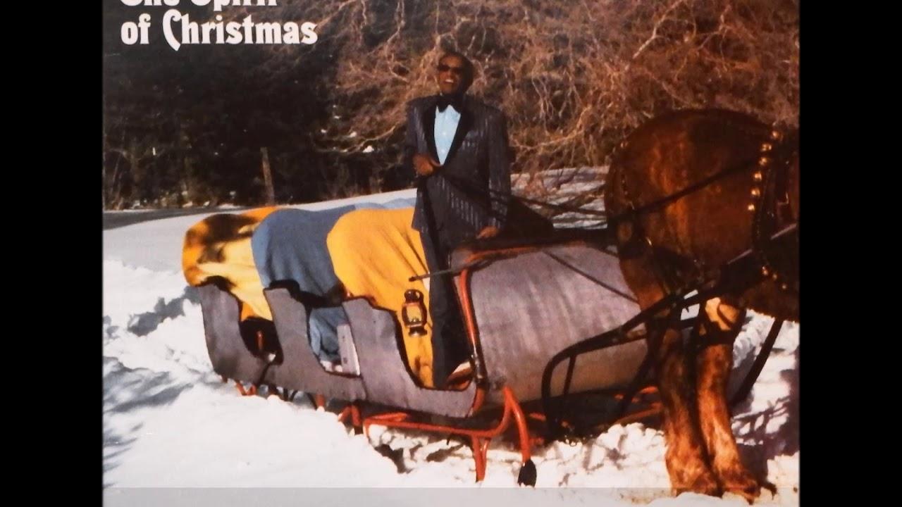 Ray Charles The Spirit Of Christmas Full Vinyl Lp