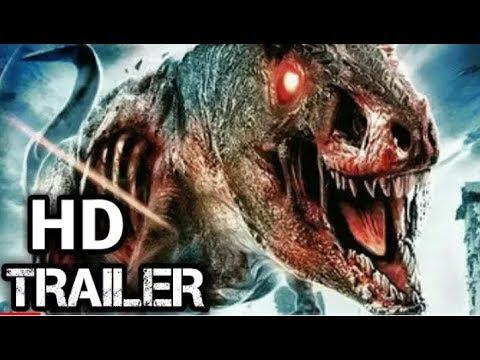 JURASSIC DEAD Trailer  1 NEW 2018 Zombie Dinosau/English