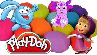 Video masha i medved egg surprise play doh dora smeshariki download MP3, 3GP, MP4, WEBM, AVI, FLV Januari 2018