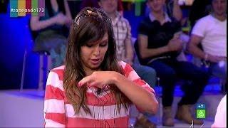"""Cristina Pedroche: """"Tengo la pera mojada"""""""