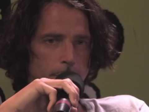 Chris Cornell Studio Session at Radio 104.5 - Interview Part 1