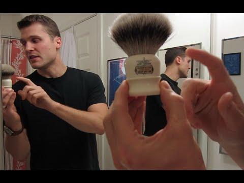 Simpson Chubby 2 Best Badger Shaving Brush Review Youtube
