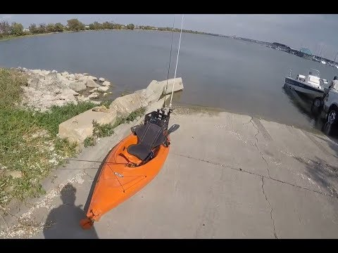 Kayak Fishing DFW (2 Local Lakes)
