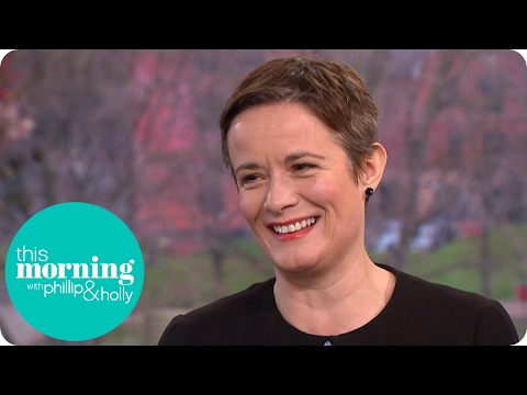 Holby's Catherine Russell Loves Her Berena Fans   This Morning