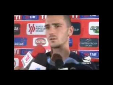 Intervista a Leonardo Bonucci