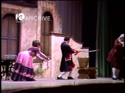 WAVY Archive: 1981 Virginia Opera Theater