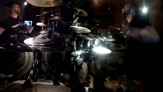 Earth Scar - Decapitated - drum cover