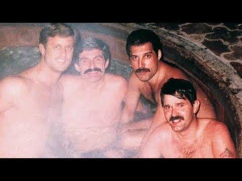 When Freddie Mercury Went Out in Public