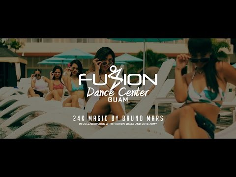 Fusion Dance Center Guam - 24k Magic by Bruno Mars