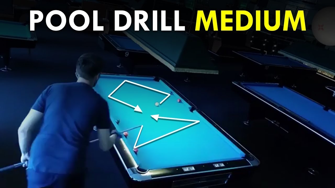 Pool Drill   This Will Improve Your Positional Play