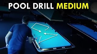Pool Drill | This Will Improve Your Positional Play