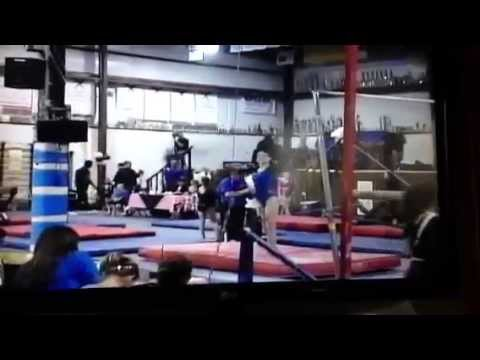 Grace Gymnastics Video