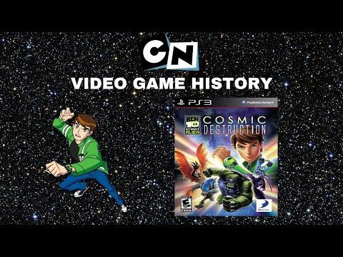 Ben 10 Ultimate Alien: Cosmic Destruction (PS3/360/Wii) REVIEW | Cartoon Network Video Game History