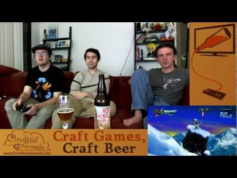 Craft Games, Craft Beer Episode 6: Dust: An Elysian Tail