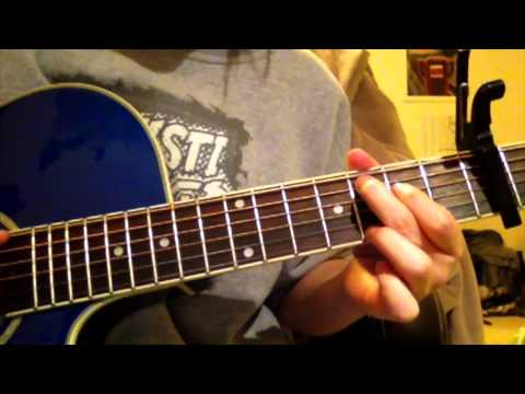 2ne1 missing you guitar cover + chords - YouTube