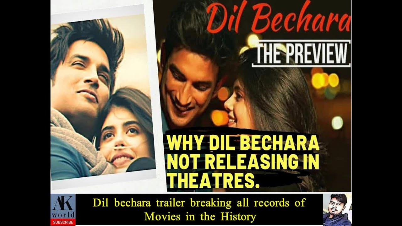 Watch series dil bechara 2020 full movie watch full