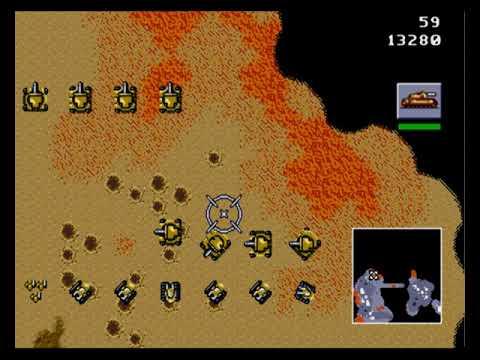 Dune 2: Battle For Arrakis Order Fremen Sega   Геймплей \u0026 Прохождение   Часть 3,4   Енот Енотович