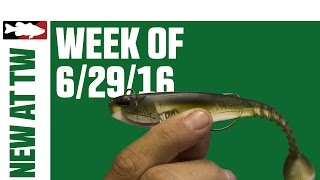 What's New At Tackle Warehouse w. Matt Solorio  - 6/29/16