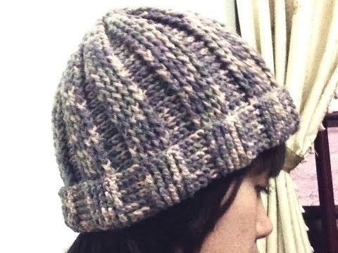 [Crochet] Hướng dẫn móc mũ beanie kiểu 1