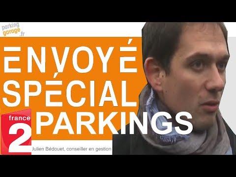 Investir dans un parking : une affaire en or - Envoyé Spécial Parking